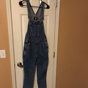 boohoo overall jeans